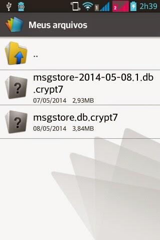 Как Открыть Файл Whatsapp Crypt.Doc